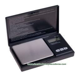 Balanza digital compacta para peso de huevos y medicamentos