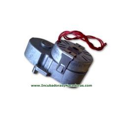 Motor-reductor volteo incubadora MG, Maya
