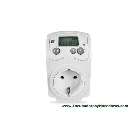 Control Temperatura sala incubación