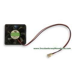 Ventilador incubadora Rcom 20 y 50