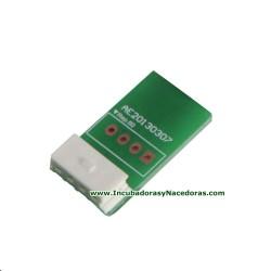 Sensor Rcom temperatura y humedad