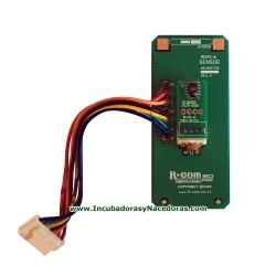 Porta sensor incubadora Rcom 20