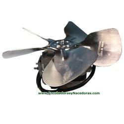Ventilador incubadora Masalles G60