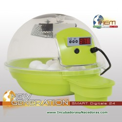 Incubadora Smart Digital 24