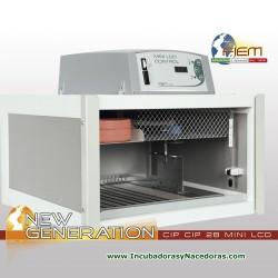 Incubadora Fiem CIP 28 MINI LCD