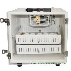 Incubadora Masalles Mod.75-I THP-3
