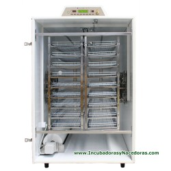 Incubadora Masalles Mod.2600-I HLC