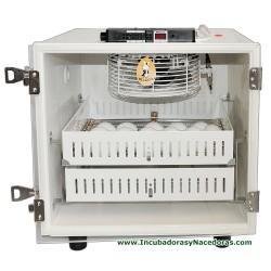 Incubadora y Nacedora Masalles Mod.75-C THP-3