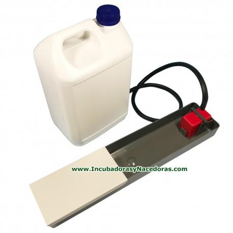 Kit de humidificación semi automático