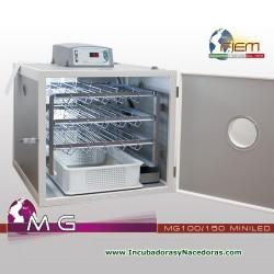 Incubadora Fiem MG100/150 B.FAMILY MINI LCD