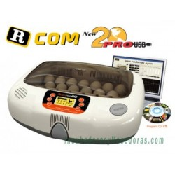 Incubadora Rcom 20 PRO USB