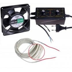 Kit incubadora casera analógico