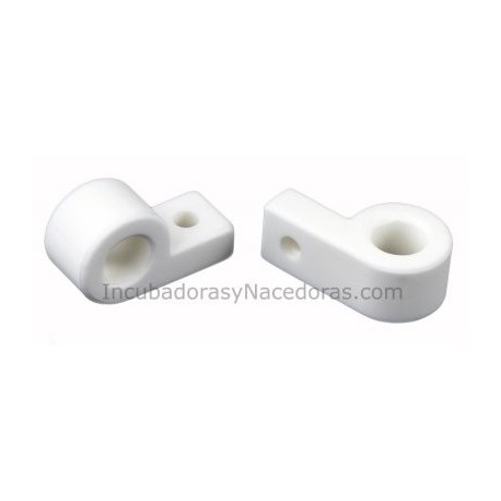Aislador de porcelana tipo D