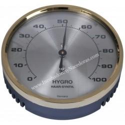 Higrómetro bimetálico diámetro 70 mm