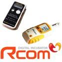 Termómetros Rcom