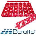 Bandejas huevos Borotto